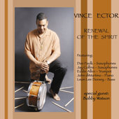 VINCE ECTOR Renewal Of The Spirit